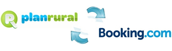 Alianza PlanRural.com y Booking.com
