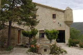 Casa rural Les Feixes de Coaner